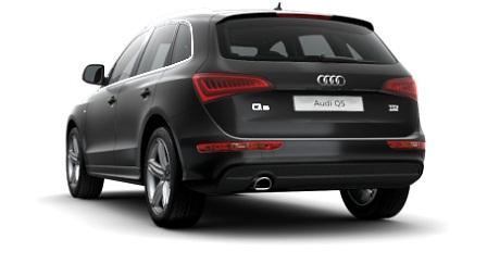 Cati litri de ulei intra in motorul unei Audi Q5