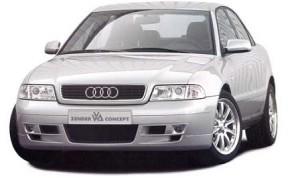 Cati litri de ulei intra in motorul unui Audi A4 B5