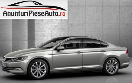 Poze cu noul model de VW Passat B8 din lateral
