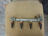 Rampa injectoare si injectoare Opel Vectra B