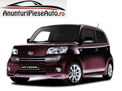Capacitate ulei motor Daihatsu Materia