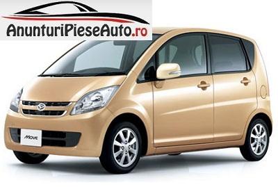 Capacitate ulei motor Daihatsu Move