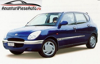 Capacitate ulei motor Daihatsu Sirion
