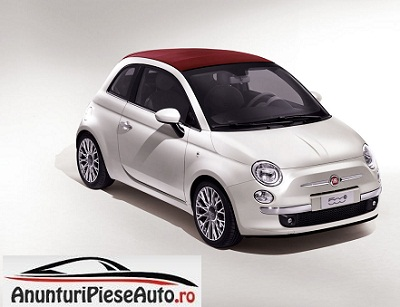 Capacitate ulei motor Fiat 500