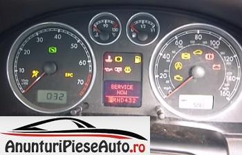 Reseteaza eraore cheie service VW Caddy