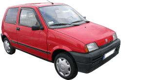 Cati litri de ulei intra in motorul unui Fiat Cinquecento