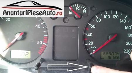 Reseteaza computer bord VW Golf IV