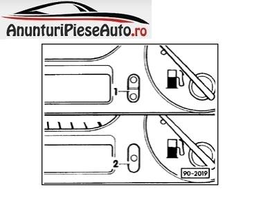Reseteaza display bord VW Golf III