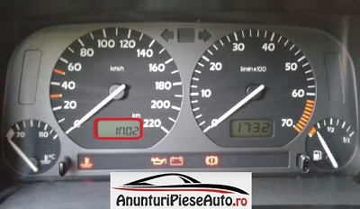 Reseteaza ulei service OEL, IN01 sau IN02 VW Golf 3