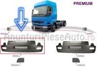Bara fata cu gauri halogen camion Renault Premium