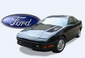 Cat ulei intra in motorul si baie Ford Probe 1989-1997