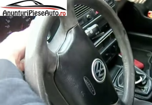 Schimba volan VW Golf 4