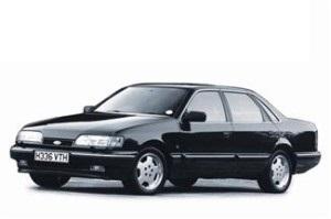 Cat ulei intra in motorul si baie Ford Granada 1972-1992