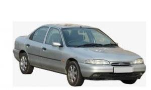 Cat ulei intra in motorul si baie Ford Mondeo 1993-1996