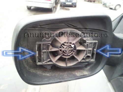 Schimba oglinzile la Ford Fiesta
