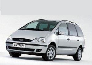 Cat ulei intra in motorul si baie Ford Galaxy 1995-2006