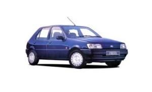 Cat ulei intra in motorul si baie Ford Fiesta 3 1989-1996
