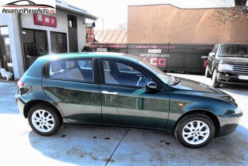 Fotografii Alfa Romeo 147 verde