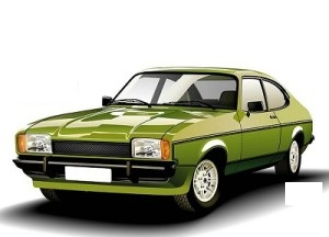 Cat ulei intra in motor si baie Ford Capri 1968-1987