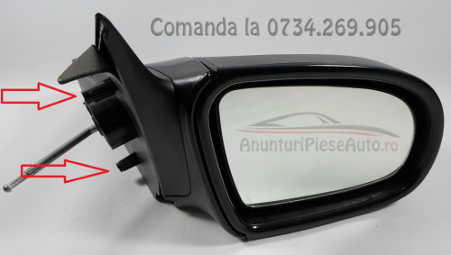 Schimba oglinda Opel Corsa B
