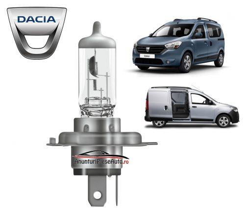 Model bec faza lunga Dacia Dokker