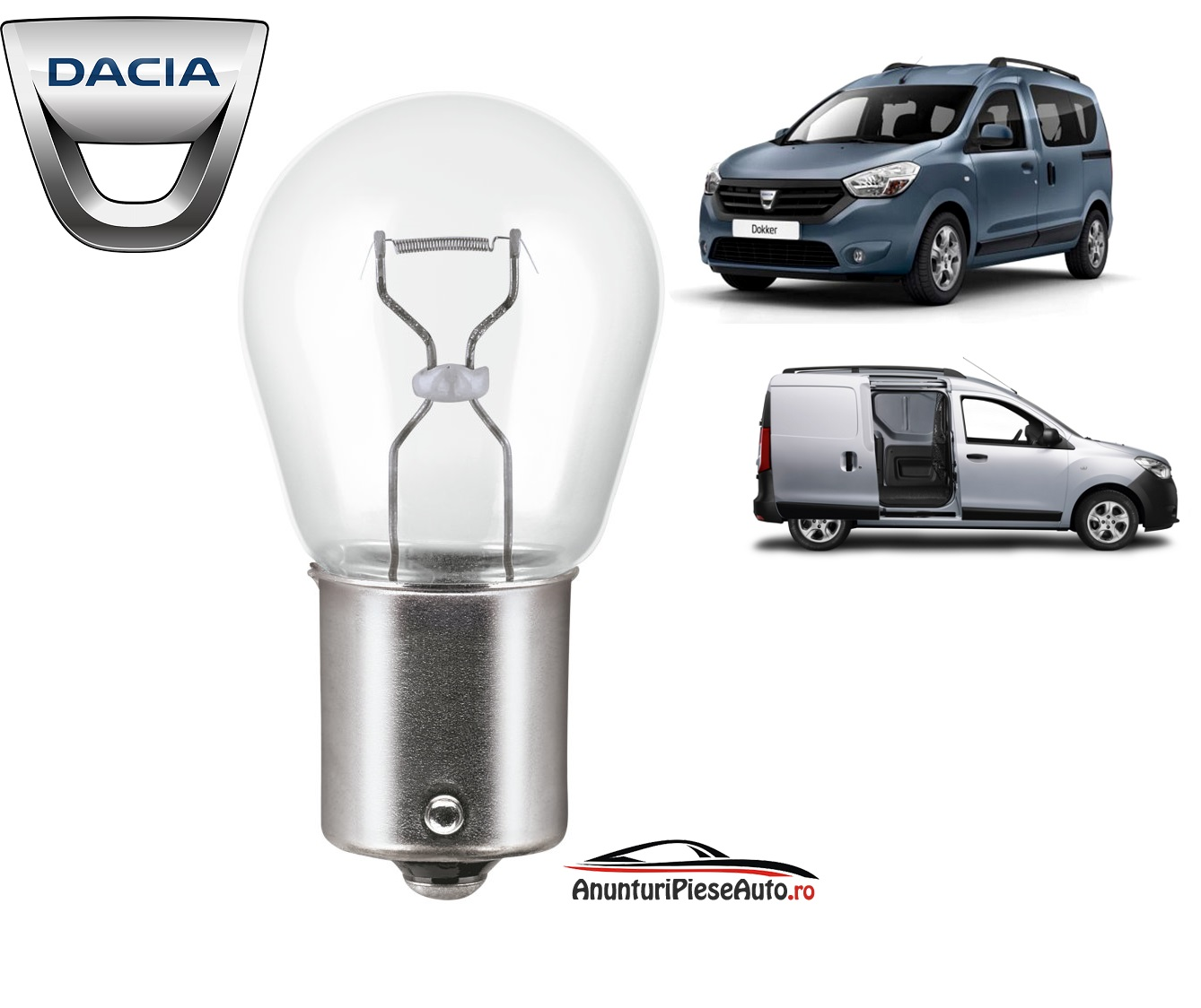 Model bec mers inapoi Dacia Dokker