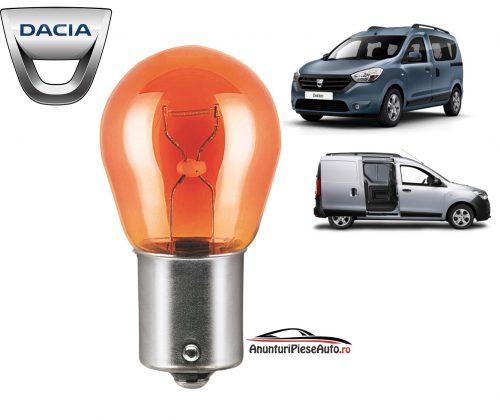 Model bec semnal Dacia Dokker