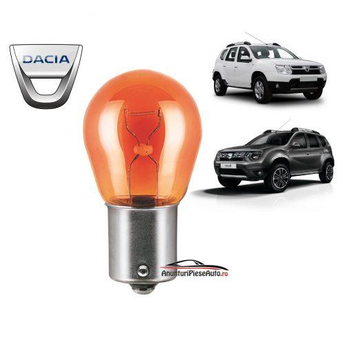 Model bec semnal Dacia Duster