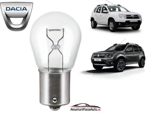 Model bec stop ceata spate Dacia Duster