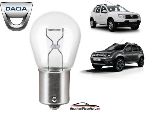 Model bec mers inapoi Dacia Duster